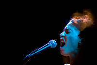 Amanda Palmer in Brooklyn
