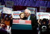 Our Revolution - Bernie Sanders & Elizabeth Warren in Boston, MA