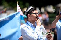 Uyghur Muslims March in DC