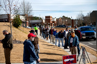 December 23rd, 2020 - Cobb County Early Voting Closures