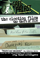 The Election Files DVD Cover
