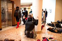 Ferguson: Mall Die In
