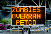 Walking Dead Experience at PETCO